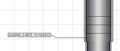 Horizontal Wellbore Schematic - Wellcore - P2 Energy