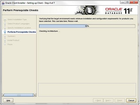 Install Oracle 11g Client including OLEDB Provider - Qbyte FM 2 0